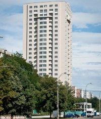 Новостройка, Киев, Правды