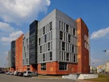 Торгово-офисный центр Интерсити, Львов, пр. Червоной Калины (Сихов)