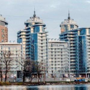 ЖК Riviera Riverside (Рівьєра Ріверсайд), Київ
