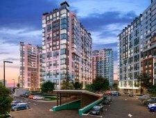 ЖК Crystal Avenue (Крістал Авеню), Петропавлівська Борщагівка
