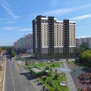 ЖК Борисо Глебский 2, Вышгород