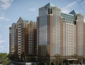 Офісно-готельний комплекс Horizon City (Горизонт Сіті), Київ