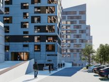 ЖК Сentral Сity apartments, Ровно