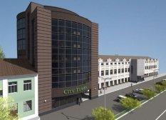 Бізнес-центр CITY TOWER, Хмельницький