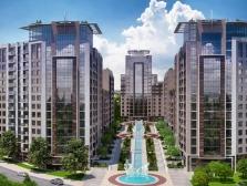 ЖК Бульвар Фонтанів, Київ, Лумумби (2 черга)