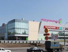 Торгово-розважальний центр Лавина, Суми