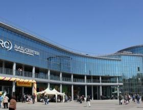 ТК Rail Center (Реіл Центр), Донецьк, пл. Вокзальна