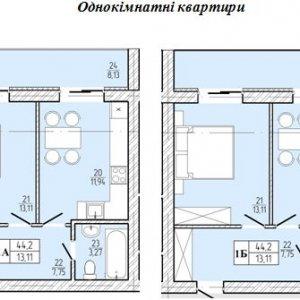 ЖК Форвард, Коростышев, Грибоедова
