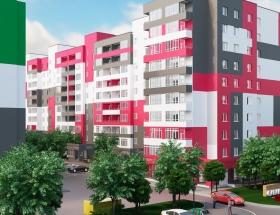 ЖК Caramel Residence, Луцьк