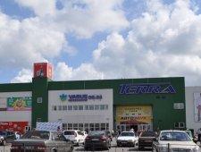 Торгово офісний центр Терра, Дніпродзержинськ, Будівельників