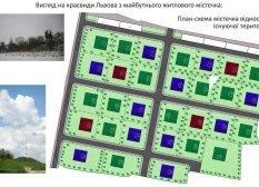 Котеджний комплекс, м. Львів (пропозиція для інвестування)