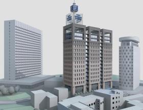 Бізнес-центр, Київ, Госпітальна