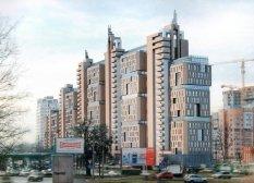 ЖК Павловський квартал, Харків, Клочковська