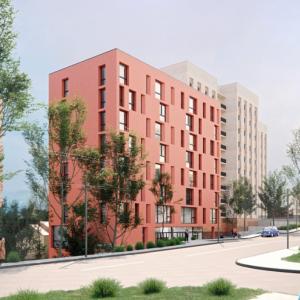 Апарт комплекс Кампус, Тернопіль