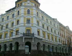 БЦ, Киев, Верхний Вал