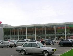 ТЦ Амстор, Запорожье, пр. Победы