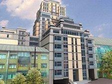 Житлово-офісний центр, Київ, Паньківська - Саксаганського