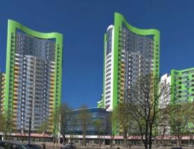 ЖК Парковый город, Киев, Вышгородская (1 и 2 очередь)