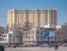 ЖК 4 Сезони, Київ, Трутенко - Ломоносова
