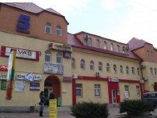 Офисный центр, Ивано-Франковск, Коновальца