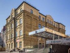 Бізнес центр Резиденс, Київ, Довнар Запольського