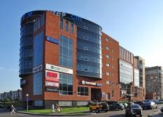 Торгово-офісний центр Інтерсіті, Львів, пр. Чорновола