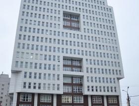 БЦ Тетріс, Харків, Клочківська