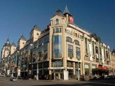 Бізнес-центр Домінант, Київ, Басейна