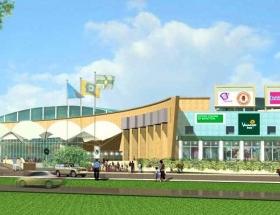Торгово-розважальний комплекс Квадрат на Вирлиці, Київ, пр. Бажана