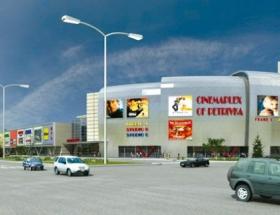 Торгово-развлекательный центр Petrovka Mall (Петровка Молл), Киев