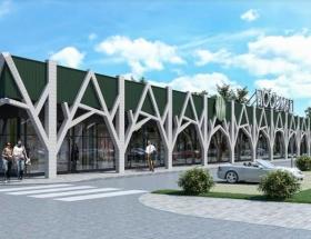 ТЦ Wood mall, Хмельницкий