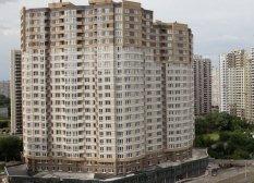 Новобудова, Київ, Ахматової (Позняки)