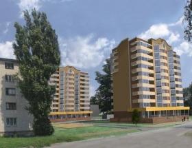 Новобудова, Полтава, Уютна