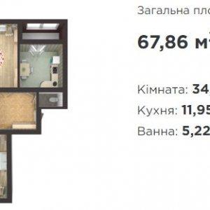 ЖК Домашній, Житомир