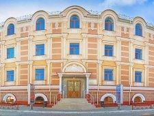 Бизнес центр Empaer Motors, Сумы, Казацкий Вал