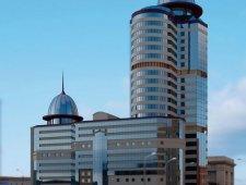Бизнес центр Конгресс Холл, Донецк, Артема, Постышева