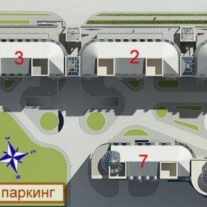 ЖК Фортеця Люкс, Черновцы, Красноармейская