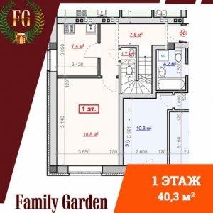 ЖК Family Garden, Дніпро