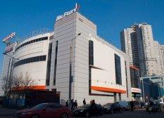 Торгово-розважальний центр Аладін, Київ, Гришка