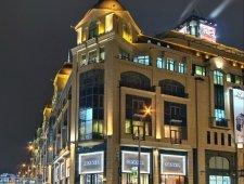 Торгово - офисный центр Мандарин Плаза, Киев, Бассейная