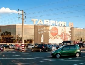 ТЦ Маршал, Одесса, Ак. Глушко
