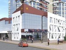 Бізнес центр Андріївський, Тернопіль, Шептицького