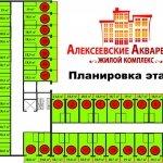 ЖК Олексіївські Акварелі 2, Харків