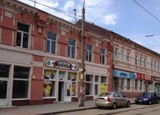 Купеческий квартал, Запорожье, Горького