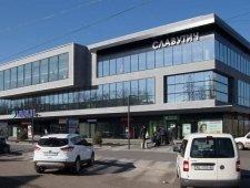 Торгово-офісний центр Славутич, Дніпро, Кірова