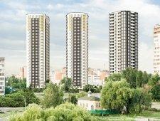 ЖК Радужний, Київ, Кібальчіча
