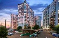 ЖК Crystal Avenue (Кристал Авеню), Петропавловская Борщаговка