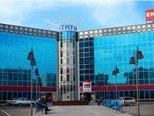 Торговий центр Атріум, Суми, Лушпи