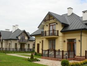 Котеджне містечко Провесінь, Львів, Тракт Глинянський