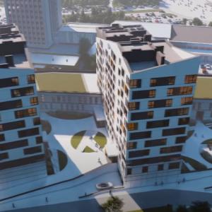 ЖК Сentral Сity apartments, Рівне